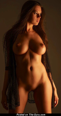 Image. Naked wonderful lady with big natural boobs picture