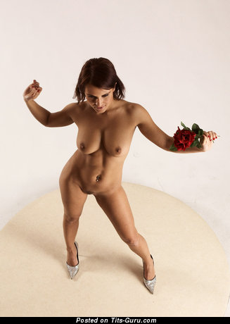 Image. Karina - naked hot female image