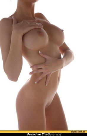 Image. Nude wonderful woman with big boob image