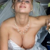 Beautiful female with big natural breast image