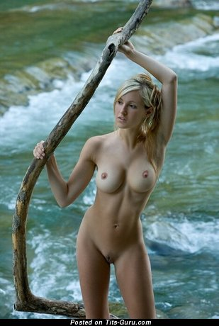 Image. Wonderful girl with big natural tits picture