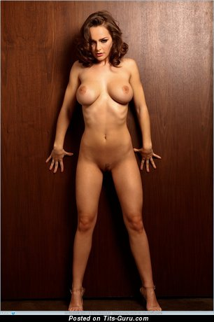 Image. Nude wonderful girl with big boobs photo