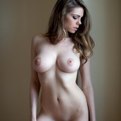 Awesome woman with big natural tittes picture