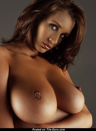 Image. Peta Todd - naked awesome female with big boob picture
