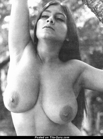 Image. Anne Ali - naked wonderful girl with big natural tittys vintage