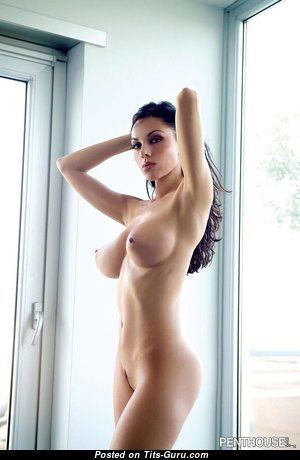 Amazing Babe with Amazing Nude Average Melons (Hd 18+ Wallpaper)