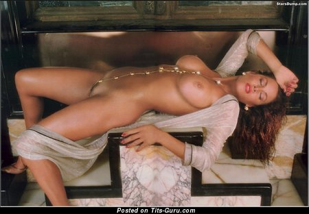 Jessica Hahn - sexy naked hot woman with big tittys photo