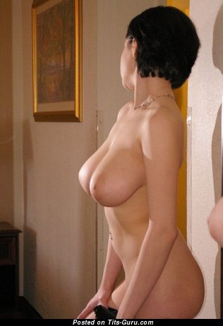Haley Crush - Marvelous American Brunette with Marvelous Open D Size Boobie (Hd 18+ Photo)