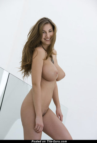 Image. Naked awesome lady with big natural boobs picture