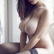 Appealing Glamour Babe with Appealing Bare Ddd Size Boobys & Puffy Nipples (Hd Xxx Photoshoot)