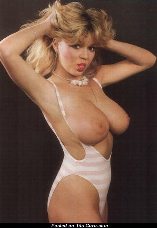 Image. Debbee Ashby - naked nice woman with big natural tits picture