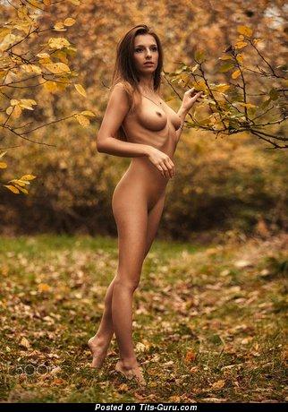 Sexy nude nice lady photo