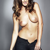 Rosie Jones - beautiful lady with medium natural boobs image