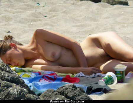 Wonderful Unclothed Female on the Beach (Private Hd Xxx Image)