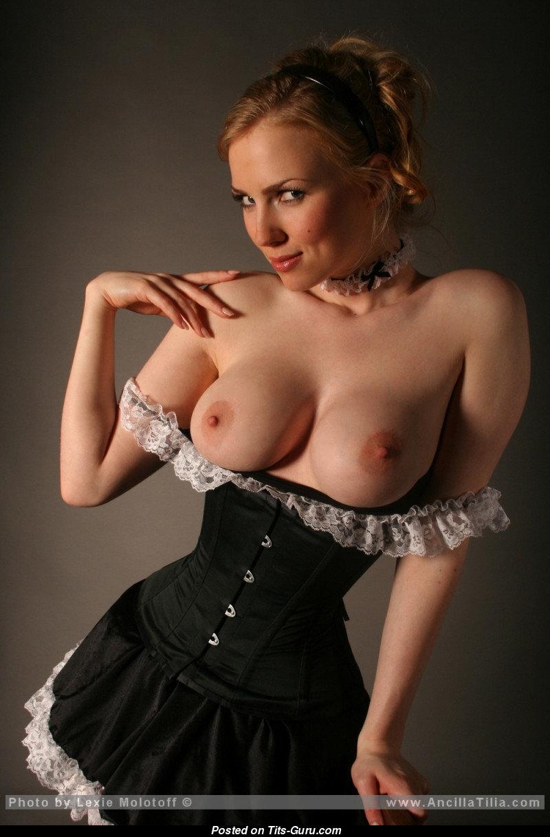 Ancilla Tilia - Naked Blonde With Medium Tits Image  26 -6858