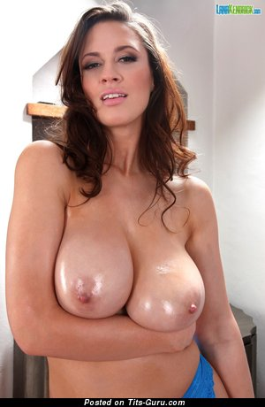 Image. Lana Kendrick - naked nice girl with big natural boobies picture