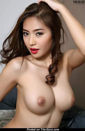 Bellarina - Hot Undressed Asian Brunette Babe (Hd 18+ Photoshoot)
