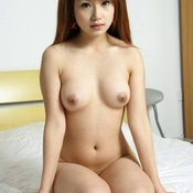 Asian with medium tits pic