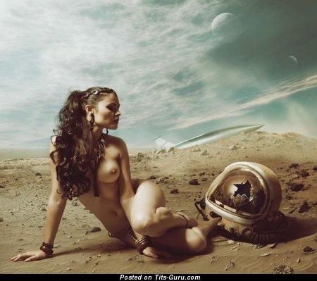 Naked beautiful girl photo