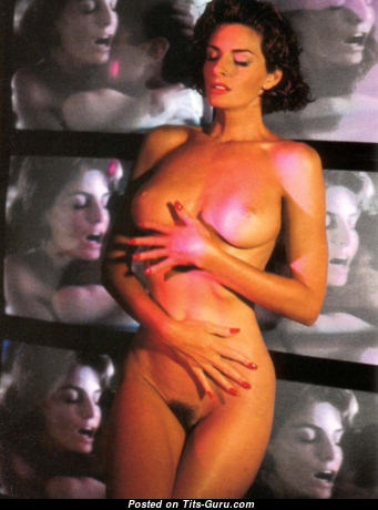 Joan Severance - Handsome Topless American Red Hair Actress with Handsome Bare Natural Medium Sized Boob (Hd Sexual Image)