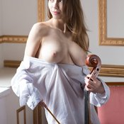 Milla W - beautiful woman with big natural boobies pic