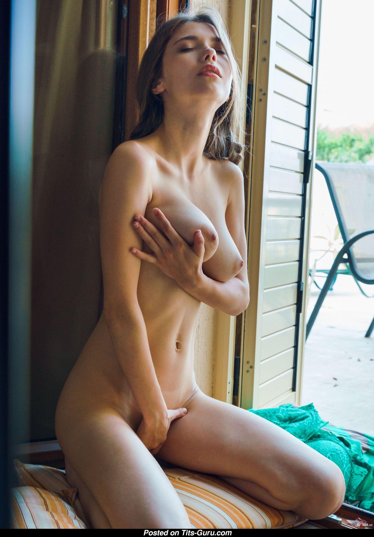 Gorgeous petite brunette porn star tera patrick sucks cock on a porn set - 9 part 4