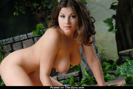 Image. Beautiful woman with big natural tittes pic