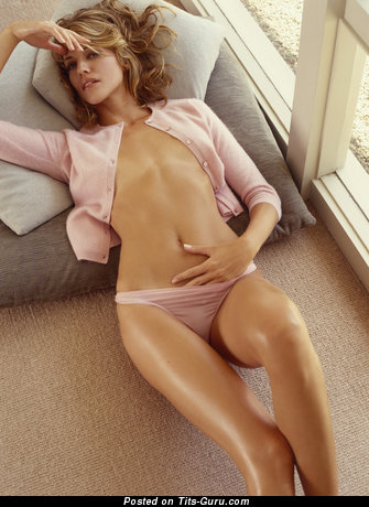 Tricia Helfer - sexy naked nice girl photo