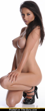 Image. Naked nice female with big breast picture