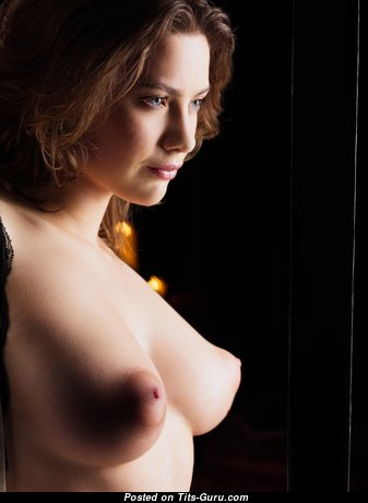 Handsome Babe with Handsome Naked Soft Boobie (Hd 18+ Picture)