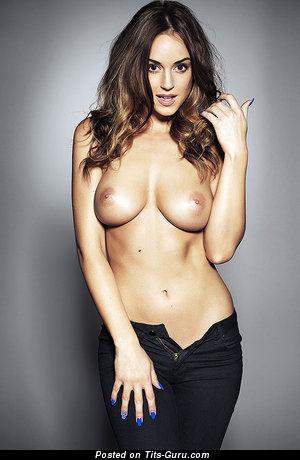 Image. Rosie Jones - naked beautiful girl photo