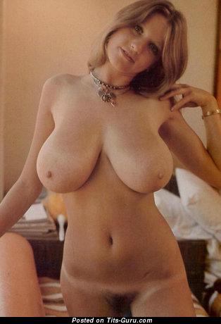 Image. Roberta Pedon - nude amazing girl with big natural boobs picture