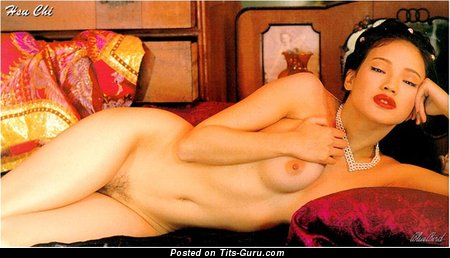 Shu Qi - Delightful Taiwanese, Chinese Babe with Delightful Open Real Small-Scale Busts (Hd Xxx Image)