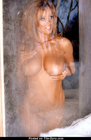 Image. Christine Smith - sexy naked amazing woman with big breast image