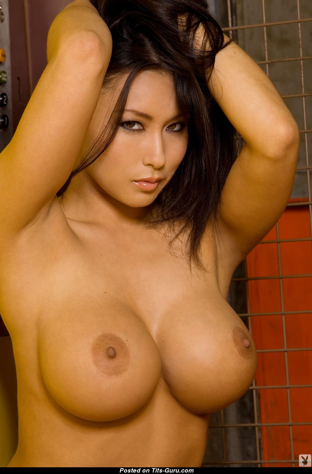 Julri Waters - Sexy Nude Asian With Big Fake Tits Picture  16042014 -7545
