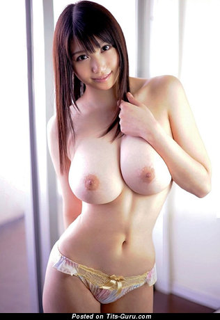 Image. Nude hot woman with big natural boob pic