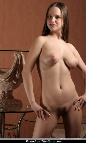 Image. Sasha - hot female with big natural tits image