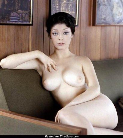 Image. Nude wonderful lady with big natural boobies photo