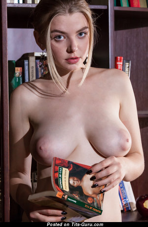 Image. Daniel Sea - naked beautiful girl with medium natural boobs picture