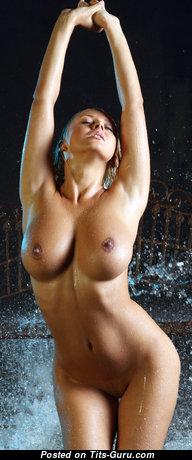 Mandy Dee - Lovely Wet Russian Blonde Pornstar with Lovely Bald Firm Tittys (Hd Xxx Pix)