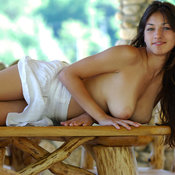 Sofi A - beautiful lady with natural tittys image