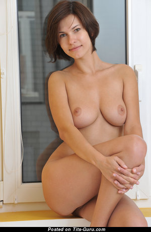 Image. Suzanna - nude wonderful girl with medium boobies image