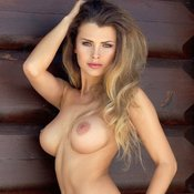 Pleasing Babe with Pleasing Bald Regular Boobys (Hd Sexual Pic)