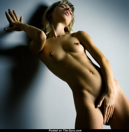 Image. Nude hot lady with small natural boobs pic