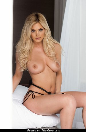 Image. Sexy nude awesome female with medium natural tittys photo