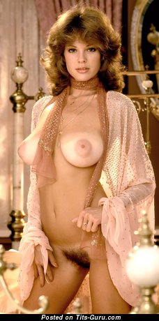 Image. Candy Loving - sexy nude brunette with medium natural tittes vintage