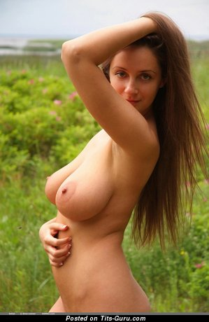 Image. Eekat - naked amazing female with big natural tittes image
