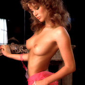 Debi Johnson - awesome female with medium natural boobies picture