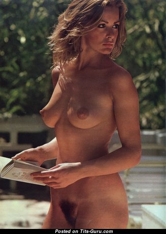 Nina Carter - The Best Topless British Blonde with The Best Bald Natural D Size Boob (Hd Sexual Pix)