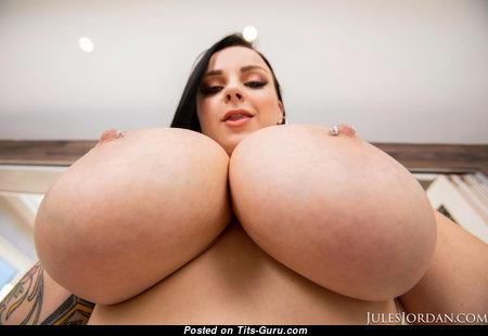 Payton Preslee - Delightful Topless Miss (Hd Porn Wallpaper)